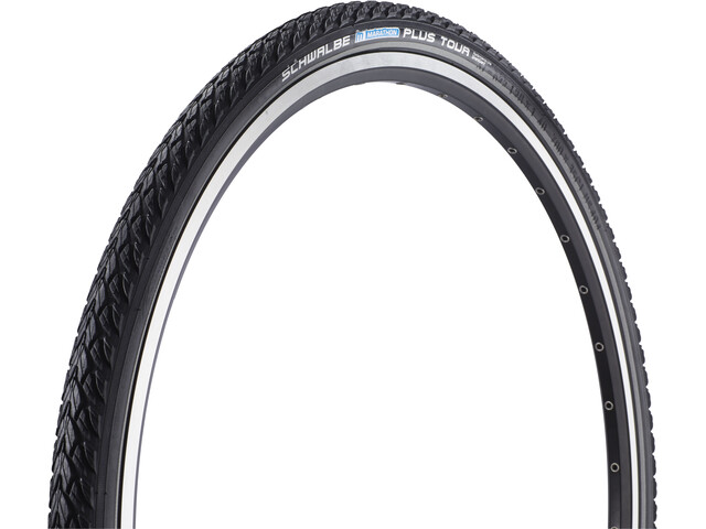 "SCHWALBE Marathon Plus Tour Tyre Performance 28"", wire bead Reflex"
